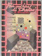 (Espagne) Por Que Hicelas Chekas De Barcelona. Laurencic Ante El Consejo De Guerra 1939 (M0628) - Cultural