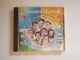 CD LES SAISONS QUI CHANTENT NEUF SOUS BLISTER - Compilations