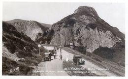 976D.....Bifurcation Des Routes Du Mont Dore; Clermont Et Orcival - Altri Comuni