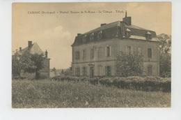 CARSAC - Hôpital , Hospice De Saint Rome - Le Château - Andere Gemeenten