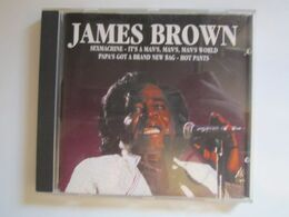 "CD JAMES BROWN - "" SEXMACHINE "" - 12 TITRES - Musique & Instruments"