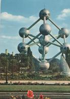 Belgien - Brüssel - Atomium - 1975 - Belgio