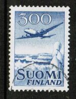 FINLAND  Scott # C 4 VF USED (Stamp Scan # 724) - Usados