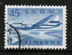 FINLAND  Scott # C 7 VF USED (Stamp Scan # 724) - Usados