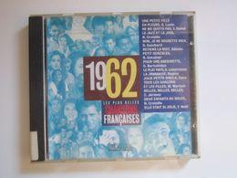CD 1962 LES PLUS BELLES CHANSONS FRANCAISES 14 TITRES (jaquette Abimée) - Compilations
