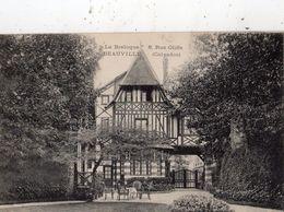 """DEAUVILLE """"LA BRELOQUE"""" 8 RUE OLIFFE - Deauville"""
