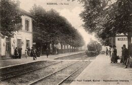 HAROL-88-GARE - France