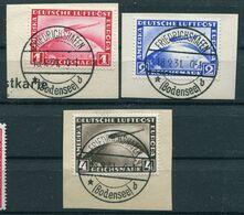Deutsches Reich - Michel 423/424 & 455 Gest. - Usados