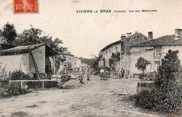 VIVIERS LE GRAS-88-RUE DES MOULINS - France