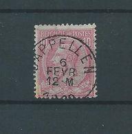 N° 46 OBLITERATION CAPELLEN - 1884-1891 Leopold II.