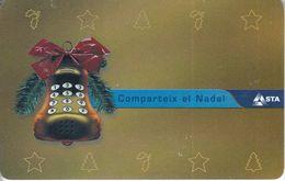 AND126 - Noel 2001 - Andorra