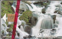 AND018 - Cascade - Andorra