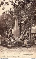 D24  TOCANE SAINT APRE  Monument Aux Morts - France