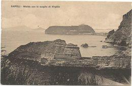 XW 3883 Napoli - Nisida Con Lo Scoglio Di Virgilio - Panorama / Viaggiata 1916 - Napoli (Naples)
