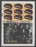 Canada - #1834c -  Used - Gebraucht