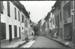 09 Ariège Carte-Photo Saurat Grande-rue N°14 - Otros Municipios