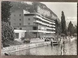Merligen Am Thunersee Hotel Beatus - BE Berne