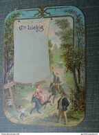 6 Cartes Menu Liebig San N° 3 - Liebig