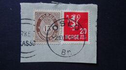 Norway - 1910/27 - Mi:NO 81Dl, 124A O - Look Scan - Usati