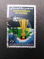 DJIBOUTI 1996 CAN  COUPE D'AFRIQUE DES NATIONS RR - Coppa Delle Nazioni Africane