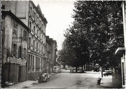 DECAZEVILLE Hôtel De La Poste Et Place Cabrol - Decazeville