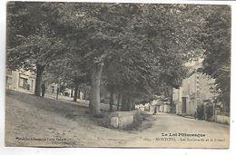 MONTCUQ - Les Boulevards Et Le Foirail - Montcuq