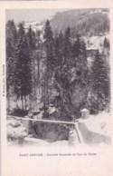 74 - Haute Savoie -  SAINT GERVAIS Les BAINS -  Nouvelle Passerelle Du Pont Du Diable - Saint-Gervais-les-Bains