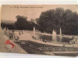 """Oude Postkaart 30/8/1918 Van Irma De Corte°1898 Van Uit  Sèvres """" Les Enfants De L'Yser"""" Naar Thuisfront - Sevres"""