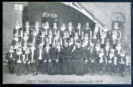 Cpa Du 59 Lille école Ozanam Communion Solennelle 1924    LIL1 - Lille