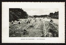 Abbaye De Maredret - La Fenaison - Edit. P.I.B. - 2 Scans - Anhée