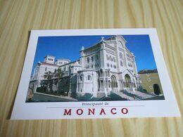 Monaco - La Cathédrale. - Kathedrale Notre-Dame-Immaculée