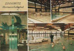 Zinnowitz - Meerwasserhallenbad - 1988 - Zinnowitz