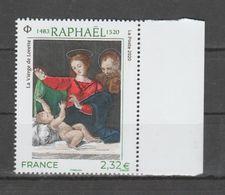 "FRANCE / 2020 / Y&T N° 5396 ** : ""Vierge De Lorette"" (Raphaël) X 1 BdF D - Unused Stamps"
