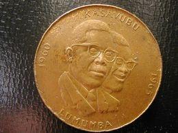 Zaire  Rare Medal  Les 3 Amis Voleurs  , The 3 Crooks Mobutu, Kasavubu And Lumumba - Andere