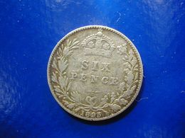GB 6 Pence 1895 - Other
