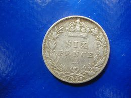 GB 6 Pence 1900 - Other