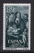 España 1955. Navidad. Ed 1184. MNH. **. - 1951-60 Ungebraucht