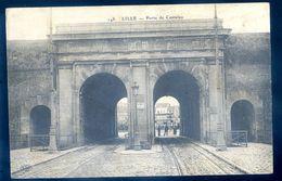 Cpa Du 59 Lille  - Porte De Canteleu -    LIL3 - Lille