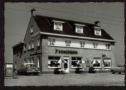 Pervijze - Schoorbakke - Maison Des Pêcheurs / Café 't Vissershuis - Circulée - Edit. Lust - 2 Scans - Diksmuide