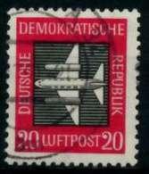 DDR 1957 Nr 610Y Gestempelt X8BE732 - [6] República Democrática