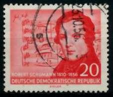 DDR 1956 Nr 542XII Gestempelt X8BEB1E - [6] República Democrática
