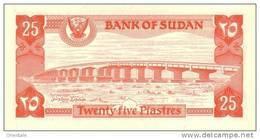 SUDAN P. 23a 25 Ps 1983 UNC - Sudan
