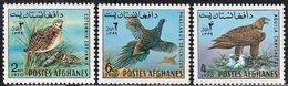 1970 Afghanistan Birds Set (** / MNH / UMM) - Oiseaux