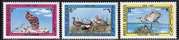 1974 Afghanistan Birds Set (** / MNH / UMM) - Oiseaux
