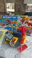 MATCHBOX Motorcity CONSTRUCTION YARD 620 Met Box - Scale Models