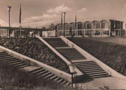 Erfurt - Iga, Ausstellungsgelände - 1975 - Erfurt