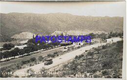 140754 ARGENTINA CORDOBA BIALET MASSE STATION TRAIN ESTACION DE TREN VISTA GENERAL POSTAL POSTCARD - Argentina