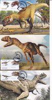 Portugal 2015 3 CM Dinosaurs - Prehistorics