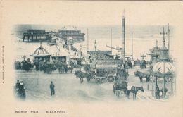 BLACKPOOL, England, 00-10s, North Pier - Blackpool