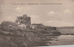 (D) VAR GIENS  PORQUEROLLES  Le Vieux Fort Du Petit Langoustier - Autres Communes